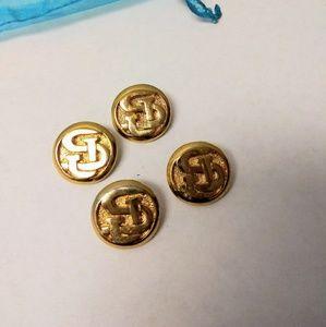 St. John's buttons